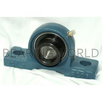 "NEW N221M Single row cylindrical roller bearings 2221 HCP205-14  High Quality 7/8"" Eccentric Locking Pillow Block Bearing"