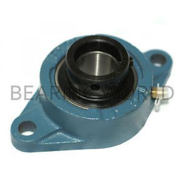 HCFT208-40MM QJ1064N2MA Four point contact ball bearings 176164K High Quality 40MM Eccentric Locking Collar 2-Bolt Flange Bearing