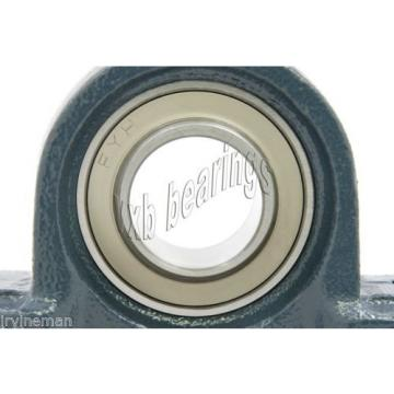 "FYH NCF30/500V Full row of cylindrical roller bearings Bearing NAP201-8 1/2"" Pillow Block with eccentric locking collar 11120"