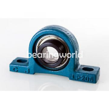 SALP207-35MM N2340M Single row cylindrical roller bearings 2640  High Quality 35mm Eccentric Locking Bearing with Pillow Block