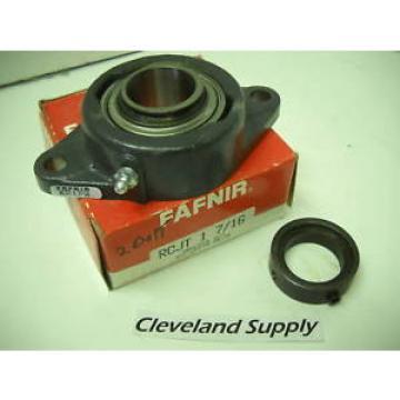 "FAFNIR FCDP146188500/YA6 Four row cylindrical roller bearings RCJT 1-7/16"" ECCENTRIC FLANGE BEARING NIB!"