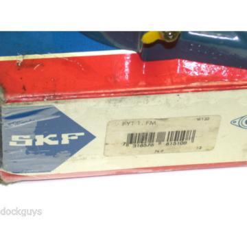 "BRAND N2326EM Single row cylindrical roller bearings 2626EH NEW IN BOX SKF 1"" BORE, ECCENTRIC LOCKING COLLAR, 2 BOLT FLANGE FYT 1 FM"