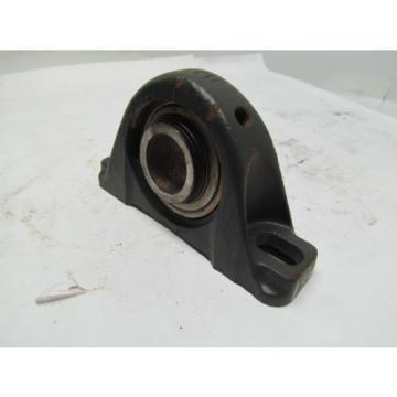 "Fafnir 62952X1M-2 Deep groove ball bearings 852H RAK 1 1/4 1-1/4"" Bore Ball Bearing Pillow Block Missing Eccentric Collar"