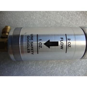 MASTERCOOL 82375 R134a OIL INJECTOR