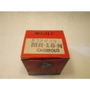 McGill Bearing MR-18-N Cagerol MR18N