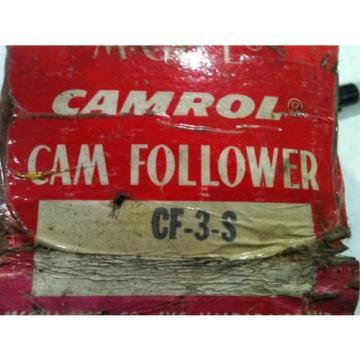 McGill CF-3-S Bearing CF3s Cam Follower