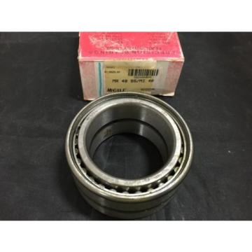 NEW MCGILL BALL BEARING CAGED ROLLER PN#MR-48