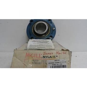 "MCGILL PFC4-35-2 4-BOLT FLANGED BEARING 2"" BORE"