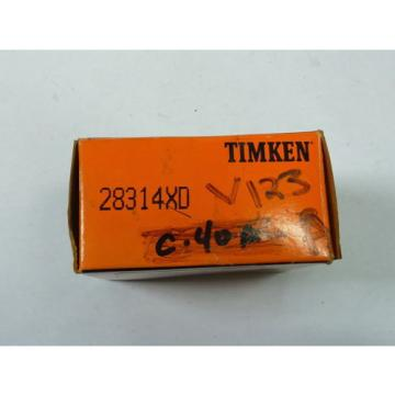 28314XD Tapered Roller Bearing Double Cup