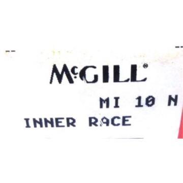 """MCGILL INNER RACE MI 10 N, MI10N, 51962-4, NARROW, 0.6250"""" BORE, 0.875"""" OD"""