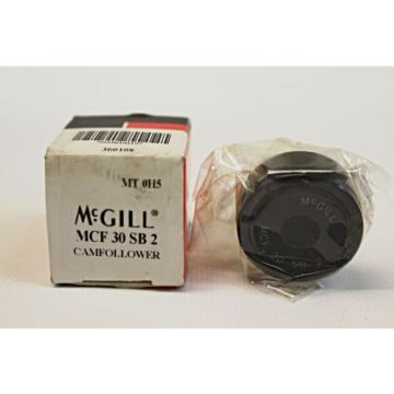 McGill Precision Bearing MCF 30 SB 2 Camfollower