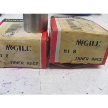 LOT OF 3 McGill  MI 8 INNER RACE BEARING