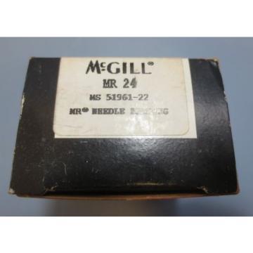 McGill MR Needle Bearing Model MR 24 NIB