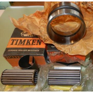 Mixed 25+ Piece Lot of Bearings by McGill NTN SKF MRC Timkin Bower Baltzer etc