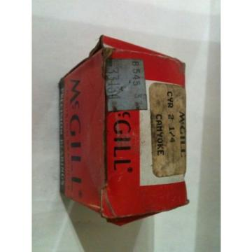 McGill Camyoke CYR-2-1/4 Bearing Unsealed