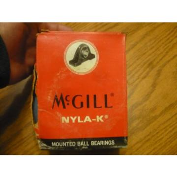 New McGill Nyla-K MEHB-1-3/4 Bearing Quantity Available