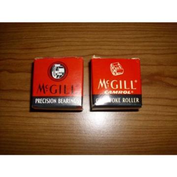 McGill Cam Yoke Roller Bearings GAAC 1159SC-C226-5