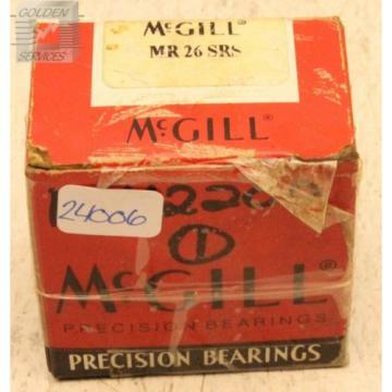 McGill MR 26 SRS Precision Bearings