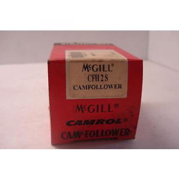 NEW McGILL CFH 2 S CAMFOLLOWER BEARING CFH2S