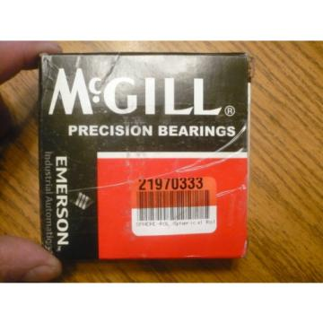New McGill SB 22207 W33 S SB22207W33S Sphere-Rol Bearing