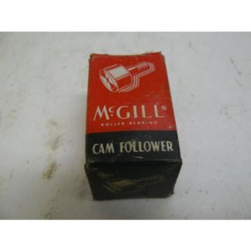 NEW MCGILL CF-1-1/8-S CAM FOLLOWER BEARING SEALED 1-1/8IN OD