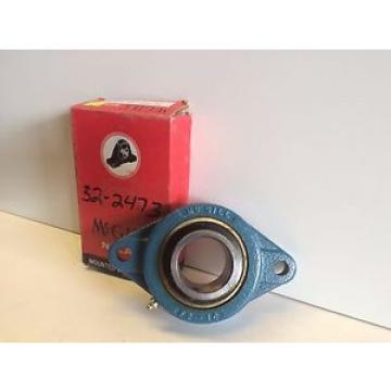 """NEW OLD STOCK IN BOX MCGILL 1-15/16"""" 2-BOLT FLANGE BEARING FC2-25-1-15/16"""